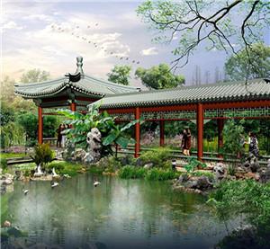 北城定制景观设计公司