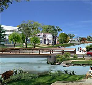 东城校园屋顶花园设计