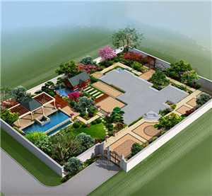 黄岩园林绿化施工