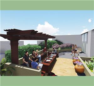 椒江庭院设计公司
